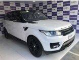 Land Rover Range Rover Sport 3.0 S/C SE 4wd 2015/2015 4P Branco Diesel