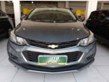 Chevrolet Cruze Sport6 LT 1.4 16V Ecotec (Aut) (Flex) 2017/2018 4P Cinza Flex