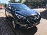 Hyundai ix35 2.0L 16v GLS Base (Flex) (Aut) 2016/2017 5P Preto Flex
