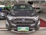 Ford EcoSport Storm 2.0 16V 4WD (Aut) (Flex) 2019/2020 4P Preto Flex