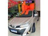 Toyota Yaris Sedan 1.5 XS CVT (Flex) 2018/2019 4P Prata Flex