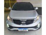 Kia Sportage EX 2.0 4X2 (Aut)  (Flex) P589 2013/2014 4P Prata Flex