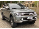 Mitsubishi L200 Triton Sport 2.4 DID-H HPE 4WD (Aut) 2019/2020 4P Prata Diesel