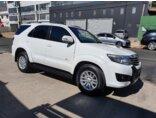 Toyota Hilux SW4 SRV 3.0 4X4 (7 Lugares) 2013/2013 5P Branco Diesel