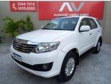 Toyota Hilux 2.7 Flex 4x2 CD SR (Aut) 2013/2013 4P Branco Flex