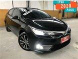 Toyota Corolla 2.0 XEi Multi-Drive S (Flex) 2017/2018 4P Preto Flex
