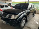 Nissan Frontier SEL 4x4 2.5 16V (cab. dupla) 2008/2008 4P Preto Diesel
