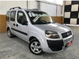 Fiat Doblò Essence 1.8 7L (Flex) 2019/2020 5P Prata Flex