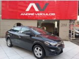 Chevrolet Prisma 1.4 LT SPE/4 2019/2019 4P Cinza Flex