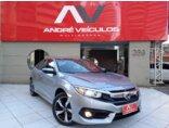 Honda Civic 2.0 EX CVT 2019/2019 4P Cinza Flex