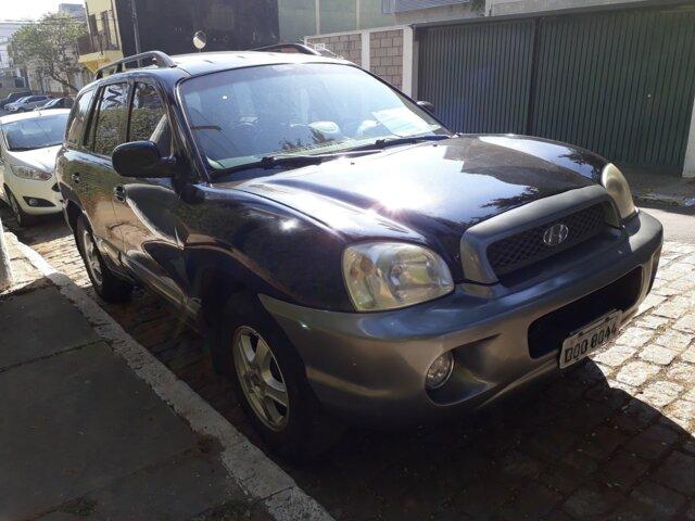 Hyundai Santa Fe GLS 2.7 V6 4x4 2004