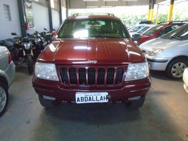 Jeep Grand Cherokee Limited 4.7 V8 2000