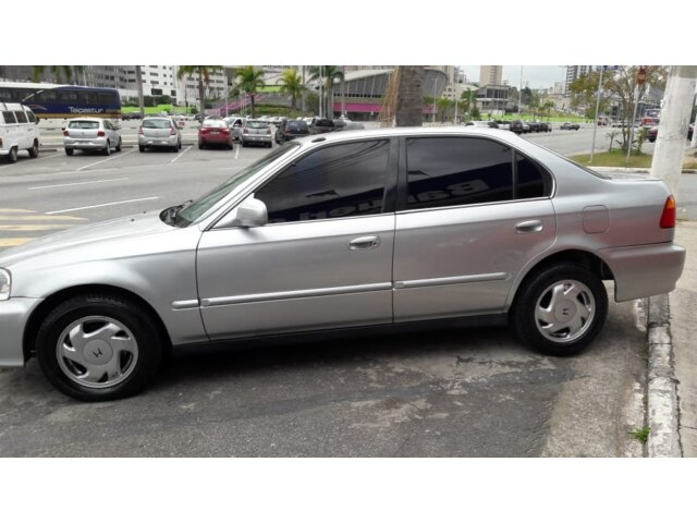 Honda Civic Sedan EX 1.6 16V 2000