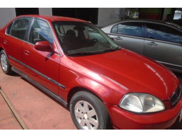 Honda Civic Sedan LX 1.6 16V 1998