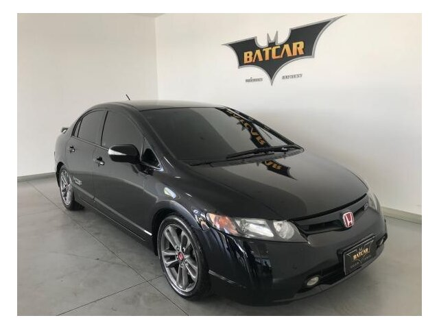Honda New Civic Si 2.0 16V 2007