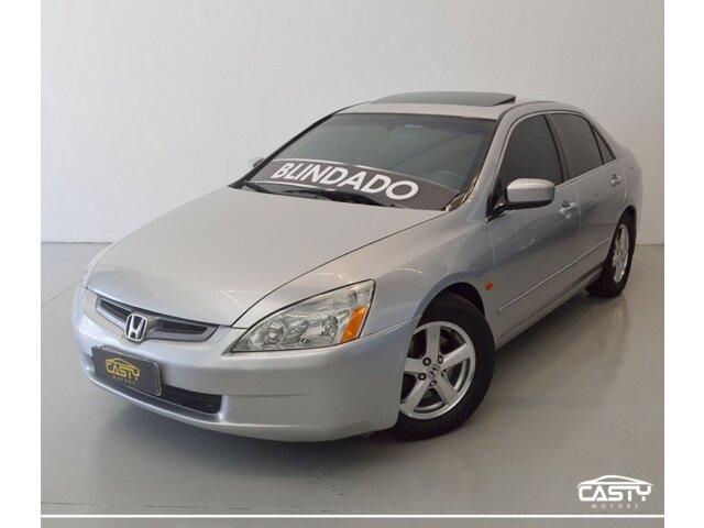 Honda Accord Sedan EX 3.0 V6 (aut) 2004