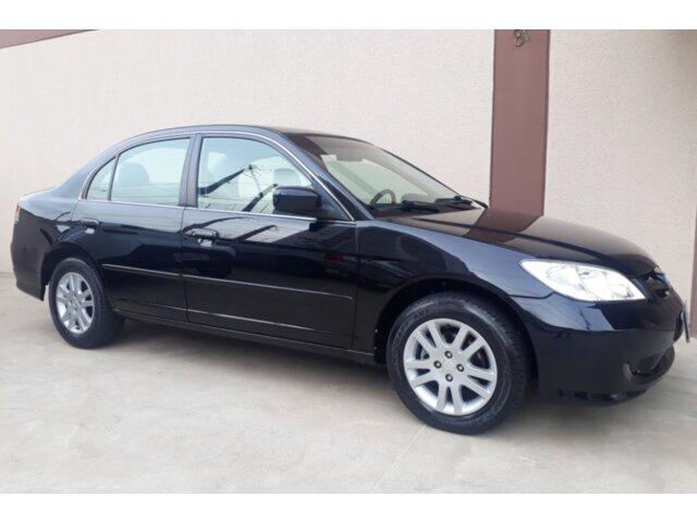 Honda Civic Sedan LX 1.7 16V (Aut) 2006