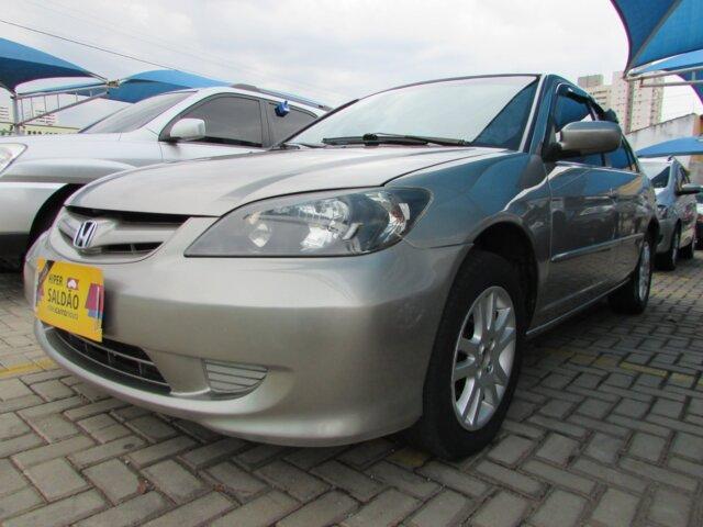 Honda Civic Sedan EX 1.7 16V (Aut) 2005
