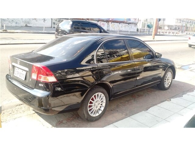 Attractive Honda Civic Sedan EX 1.7 16V (Aut) 2003