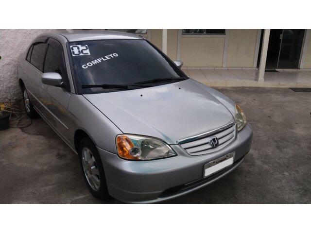 Honda Civic Sedan LX 1.7 16V (Aut) 2002
