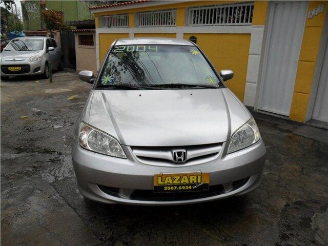 Honda Civic Sedan LX 1.7 16V 2004
