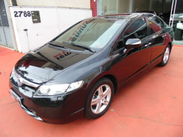 Honda New Civic EXS 1.8 (Aut) 2007