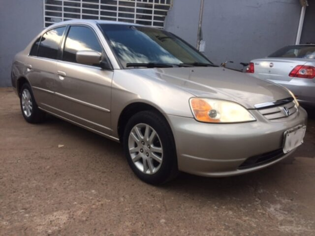 Honda Civic Sedan LX 1.7 16V (Aut) 2001