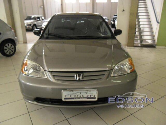 Honda Civic Sedan LX 1.7 16V 2001