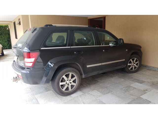Jeep Grand Cherokee Limited 3.0 V6 2009