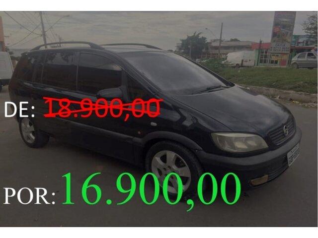 Preo De Chevrolet Zafira Cd 20 16v 2003 Tabela Fipe E Kbb
