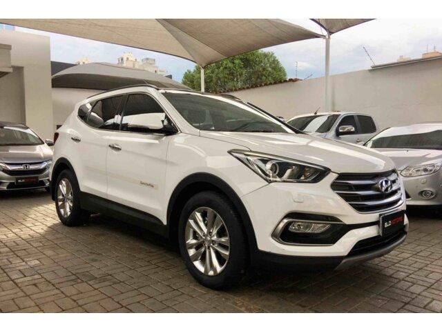 Hyundai Santa Fe 2018 Icarros