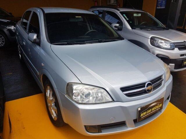 Chevrolet Astra Sedan Advantage 2 0 Flex Campos Elisios