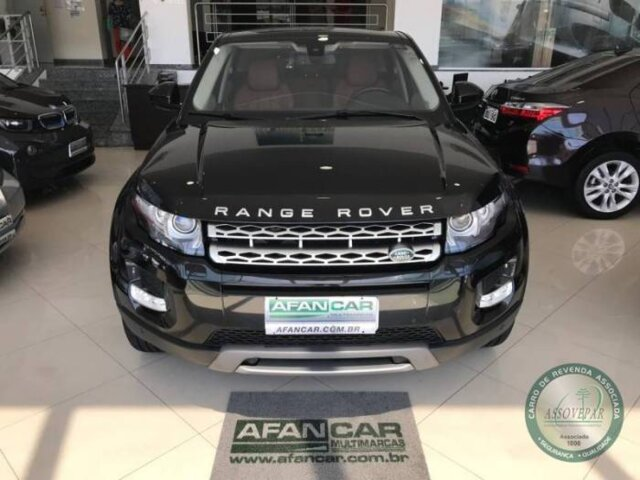 07d276d770adc Land Rover Range Rover Evoque 2.2 SD4 Prestige Tech Pack - Seminario -  Curitiba - PR. Anúncio 20677959 - iCarros
