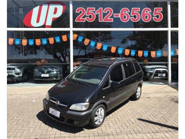 Chevrolet Zafira Elegance 20 Flex Aut Ponte Preta Campinas