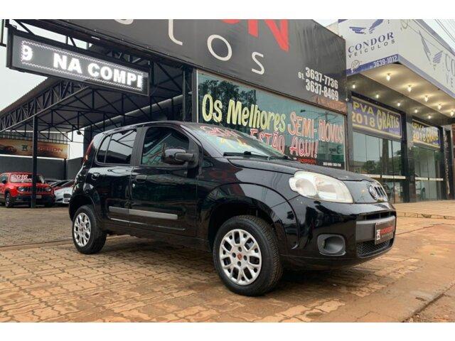 afc29654a34 Preço de Fiat Uno Attractive 1.4 8V (Flex) 2p 2011  Tabela FIPE e KBB