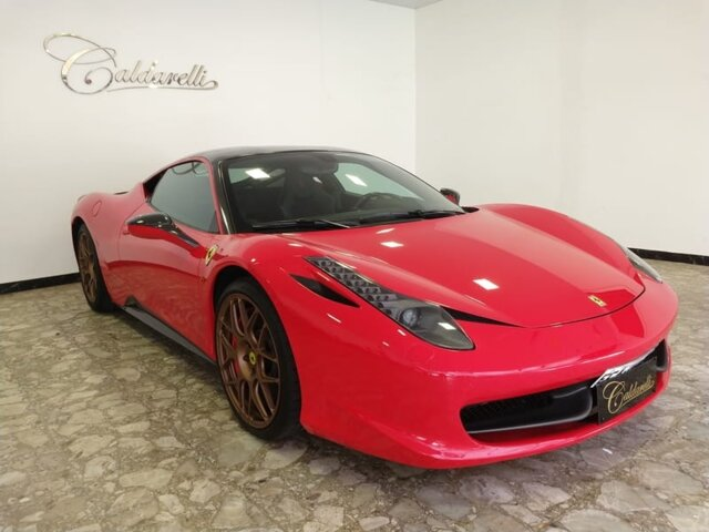 f1c1db2fdd Ferrari 458 Italia 2012 iCarros