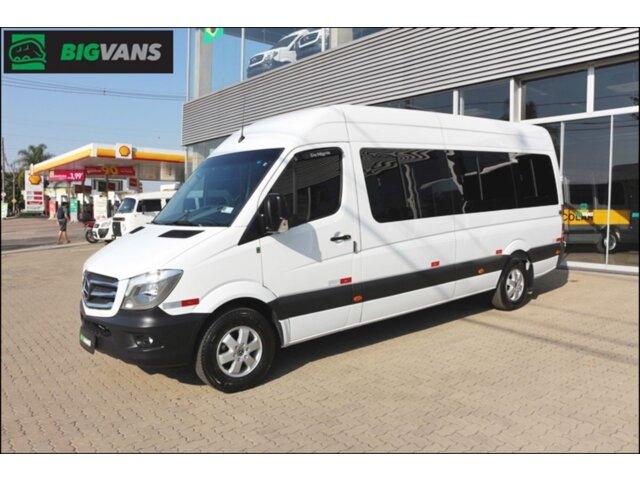 495a13cd337926 Preço de Mercedes-Benz Sprinter 2.1 CDI 415 Van Teto Alto 15+1 Luxo ...