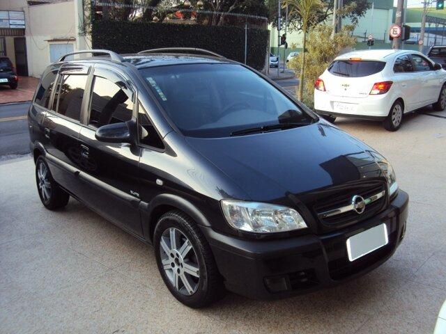 Preo De Chevrolet Zafira Cd 20 8v 2002 Tabela Fipe E Kbb