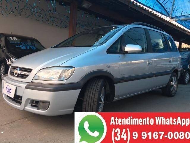 Chevrolet Zafira Elite 20 Flex Santa Maria Uberlndia Mg