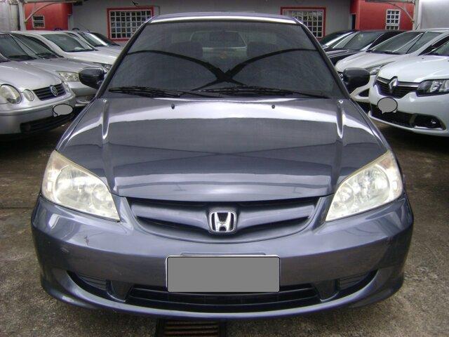 Honda Civic Sedan EX 1.7 16V 2005