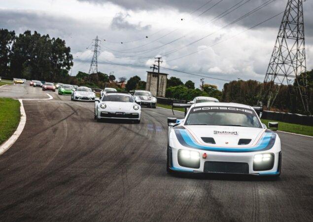 Porsche Club em Curitiba