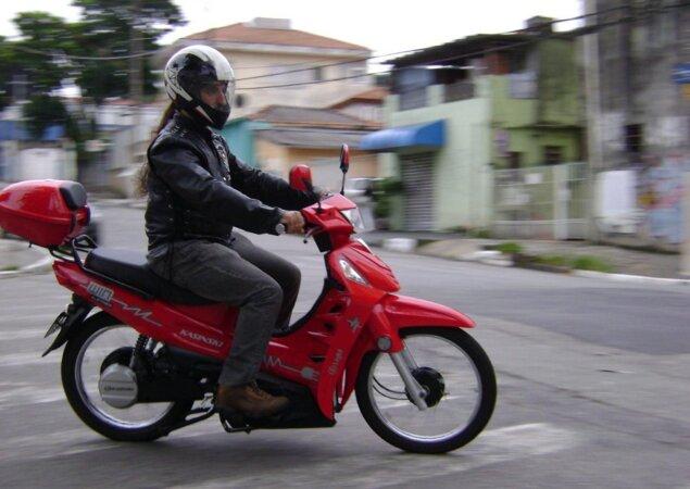 dda80c9d4ba Moto elétrica  dá pra encarar  - Notícias iMotos