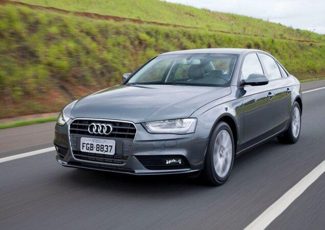 f06acd2517e A4 Attraction é porta de entrada para sedãs da Audi - Notícias iCarros