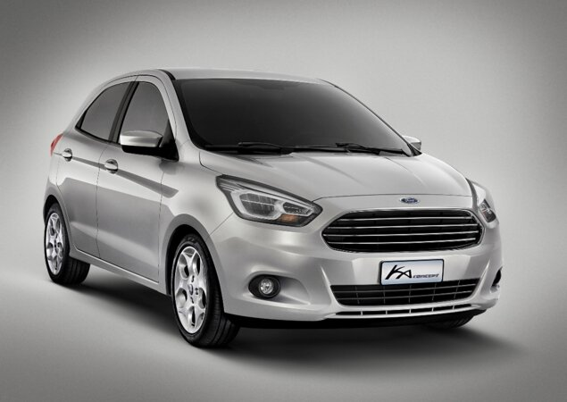 Novo Ford Ka Foi Classificado Com Nota A Pelo Inmetro