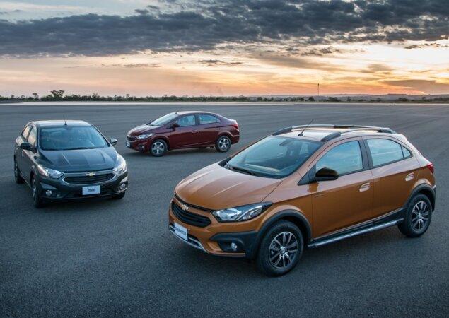 Lanamento Chevrolet Onix E Prisma 2017 Notcias Icarros