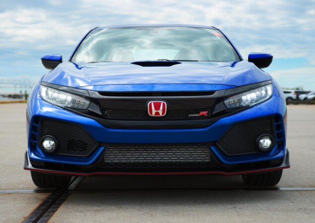 Nos Estados Unidos, Civic Type R Custará Menos Que Focus RS E Golf R