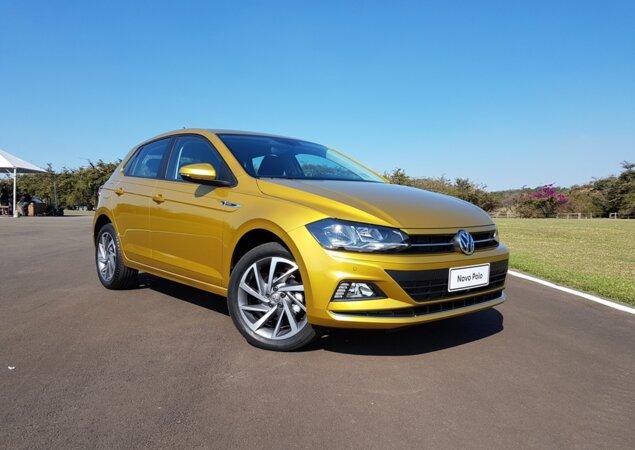 Novo VW Polo 2018 tem os preços revelados - Notícias iCarros 5a51b5ddf69c6