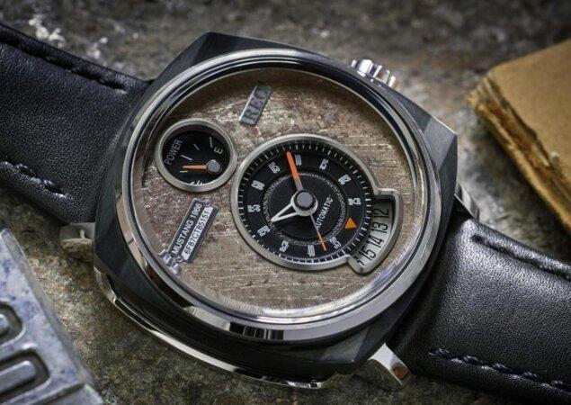 87cc161b9f3 Empresa dinamarquesa cria relógios com peças do Mustang