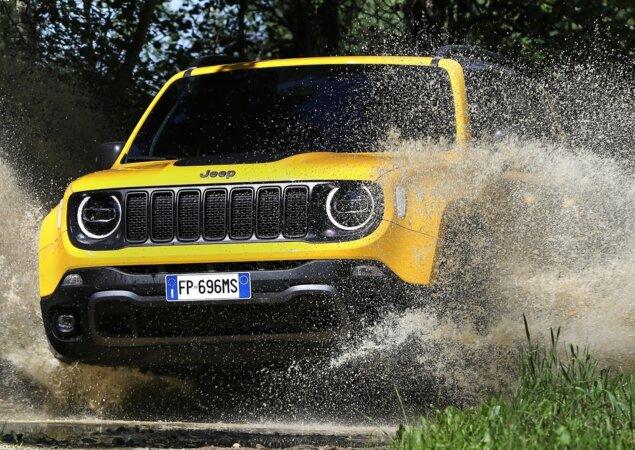 Jeep Revela Mais Detalhes Do Renegade 2019 E Novo Trailhawk