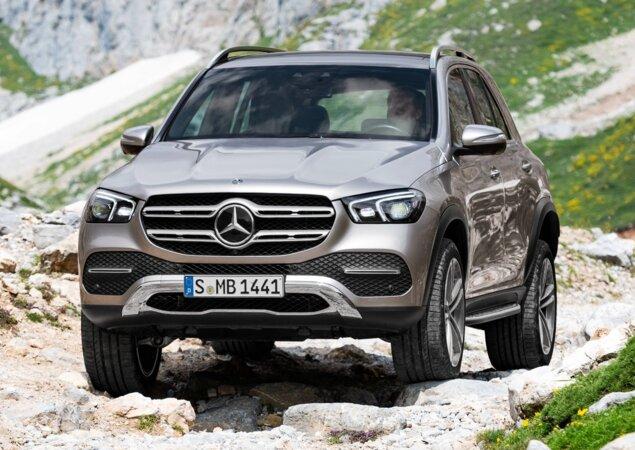 Nova Geração Do Mercedes Benz GLE Será Revelada No Salão De Paris